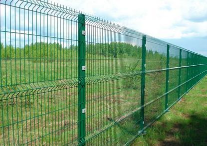 Забор панели